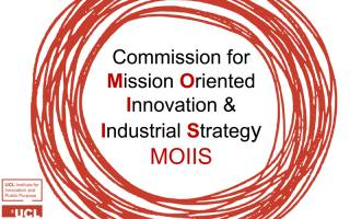 UCL Commission on Mission-Oriented Innovation and Industrial Strategy