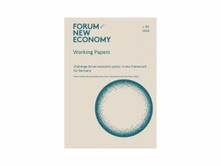 Challenge-driven economic policy: A new framework for Germany