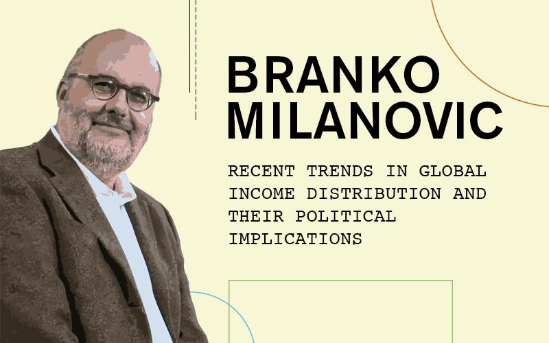 Branko Milanovic lecture