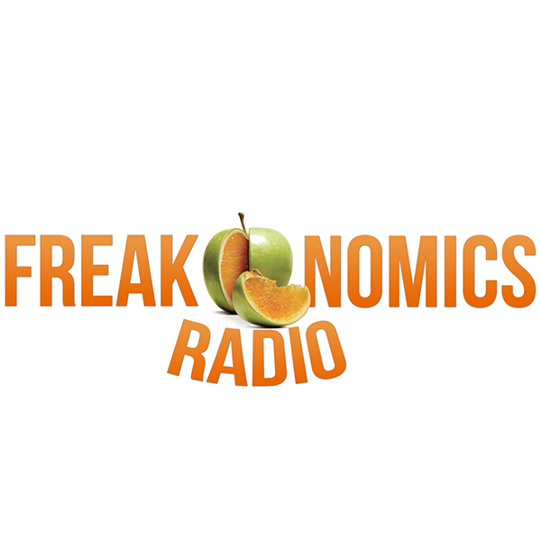Freakonomics podcast logo