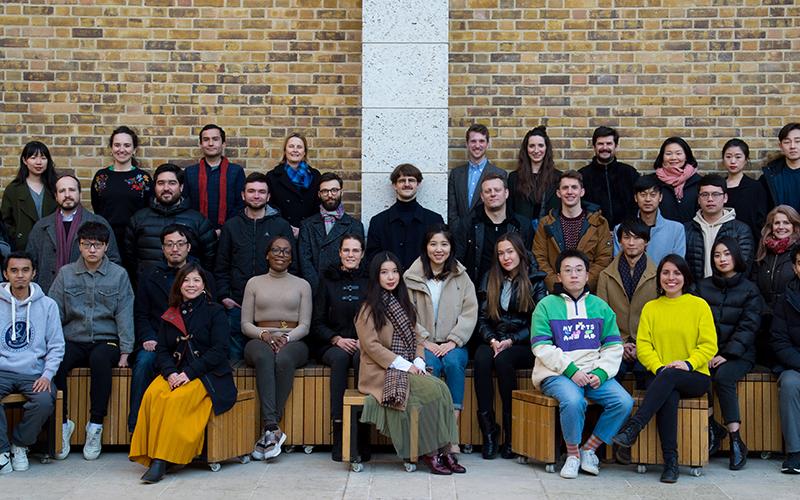 Class of 2020 MPA cohort