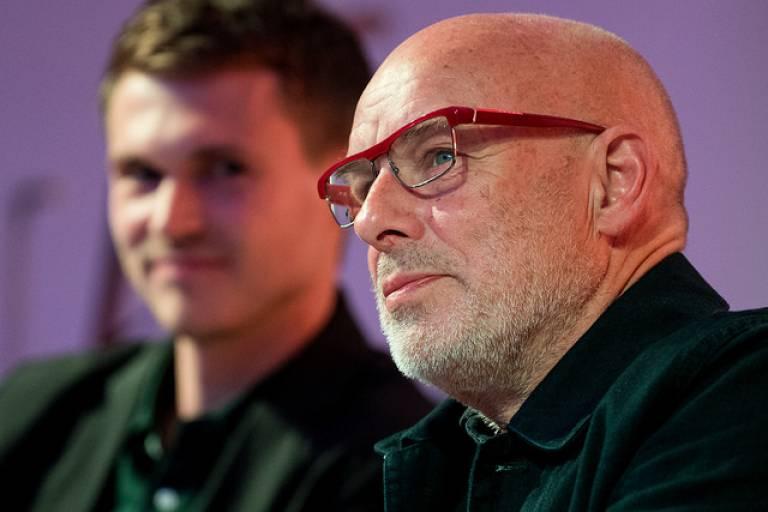 Brian Eno joins Advisory Board