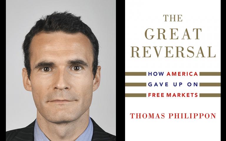 Thomas Philippon The Great Reversal
