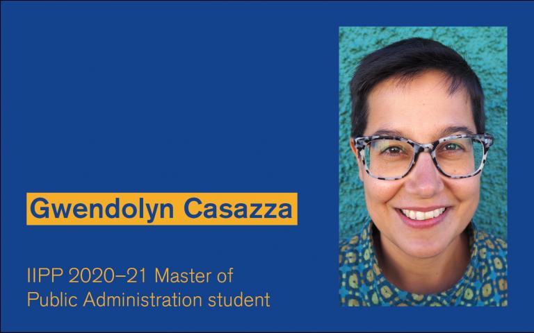 Spotlight on Gwendolyn Casazza