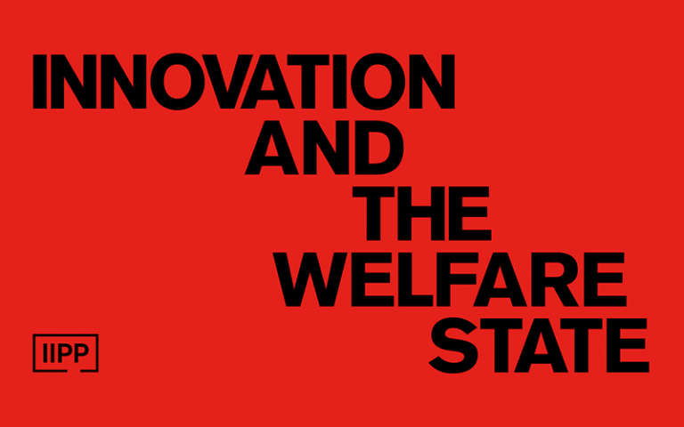 "New dynamic lecture series tackles ""Innovation and the Welfare State"""