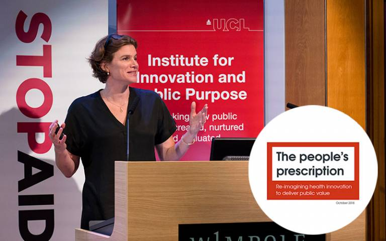Labour Party draw on IIPP health innovation research for new pharma policy