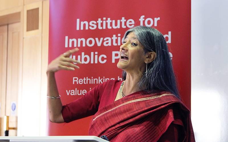 Jayati Ghosh on the importance of recognising, rewarding, reducing andredistributingcare work