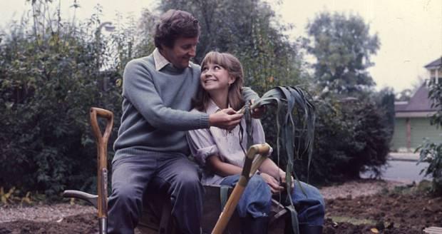 Tom and Barbara Good from the BBC sitcom 'The Good Life'. Image: BBC