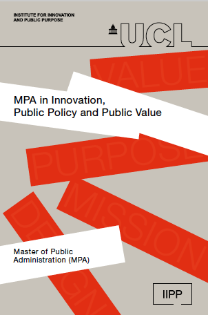 MPA leaflet cover