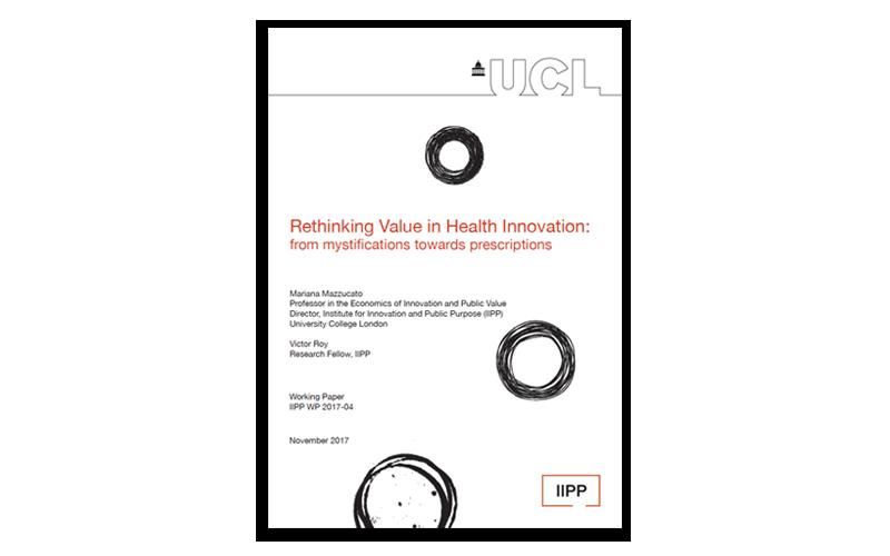 Rethinking Value in Health Innovation