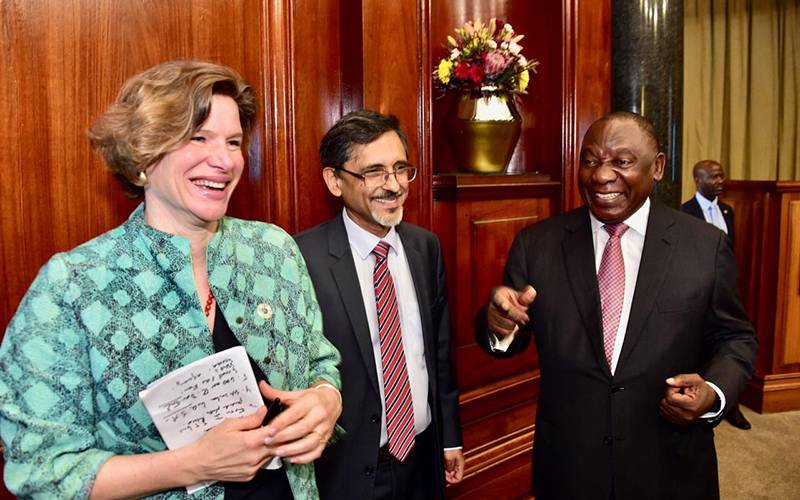Mariana-Mazzucato-and-South-African-President-Cyril-Ramaphosa