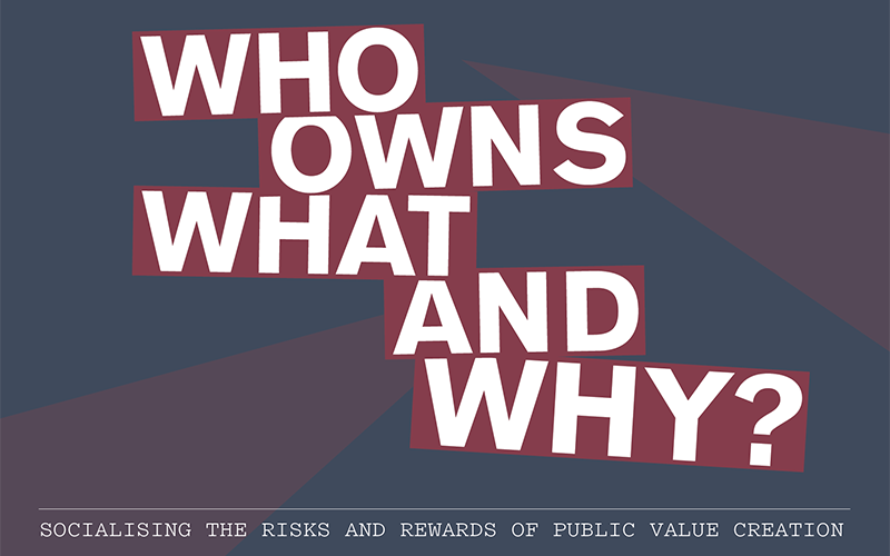 Who Owns What and Why poster