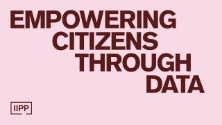 Empowering citizens through data