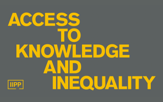 Access to knowledge and inequality