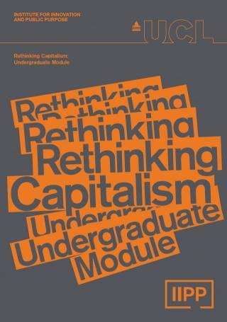 Rethinking Capital undergraduate module