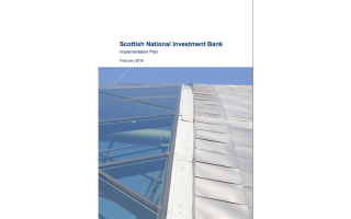 Scottish National Investment Bank Implementation Plan