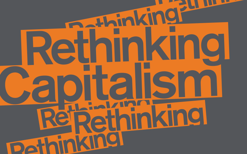 Learn more about the Rethinking Capitalism undergraduate module