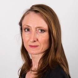Dr. Clare Melhuish headshot