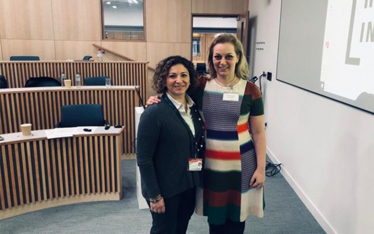 Dr Evangelia Chrysikou & Dr Anastasia Z. Kalea