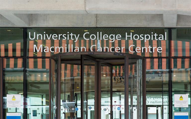University College Hospital, Macmillan Cancer Centre