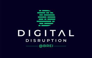 Digital disruption with BREI logo