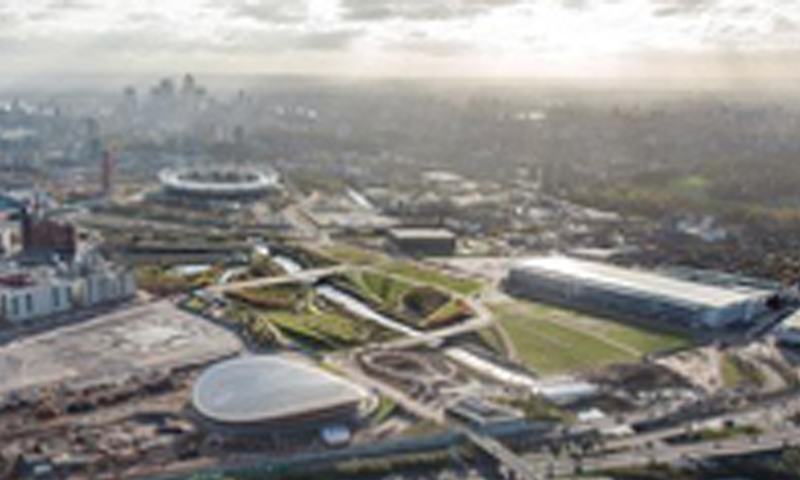 Understanding The Olympic Park