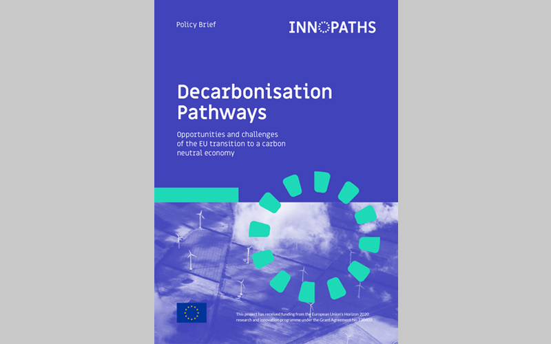 innopaths decarbonisation policy brief cover