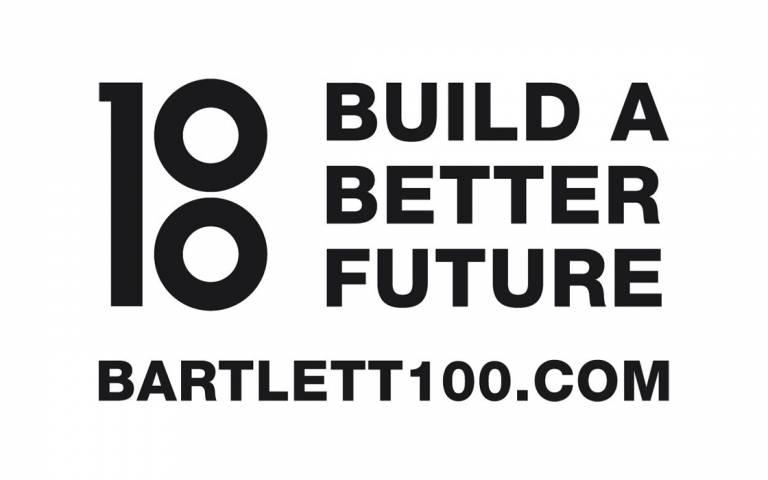 Bartlett 100: Build a Better Future