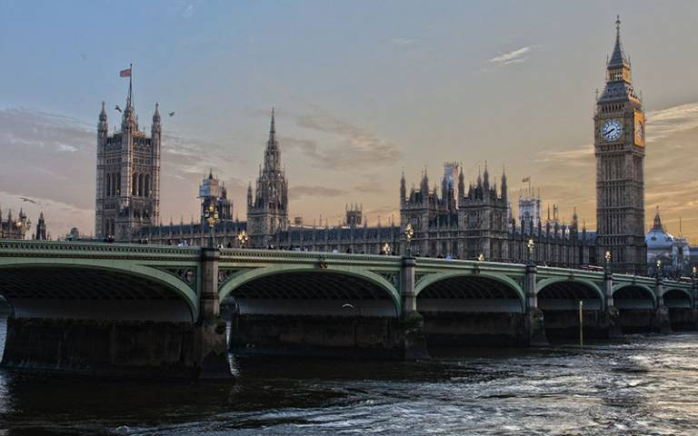 Parliament for engaging with select committees policy lunch seminar