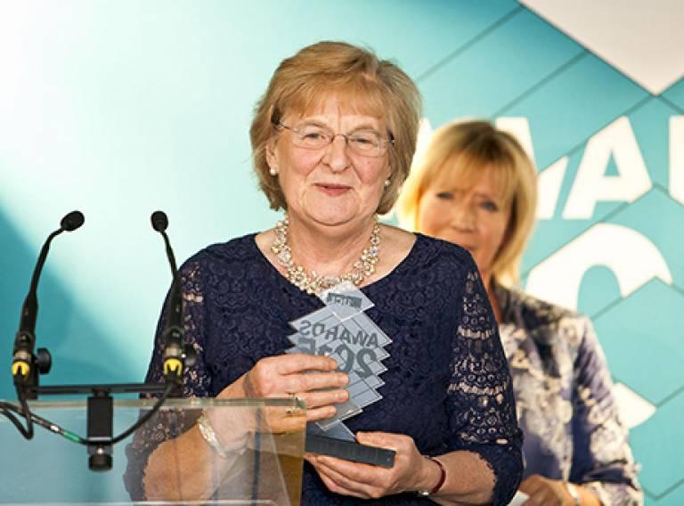 Soo Ware Receives UCL Life Learning Award