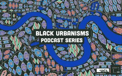 Black urbanisms podcast logo 800x500