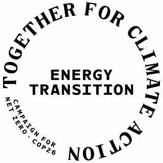 The energy transition logo