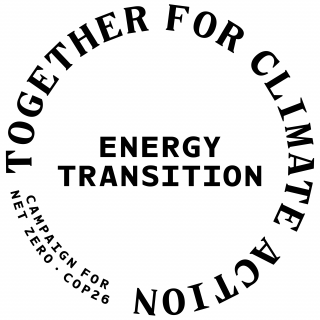 Energy transition logo