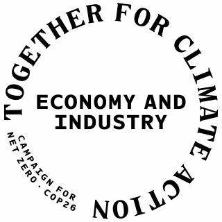 economy and industry roundel