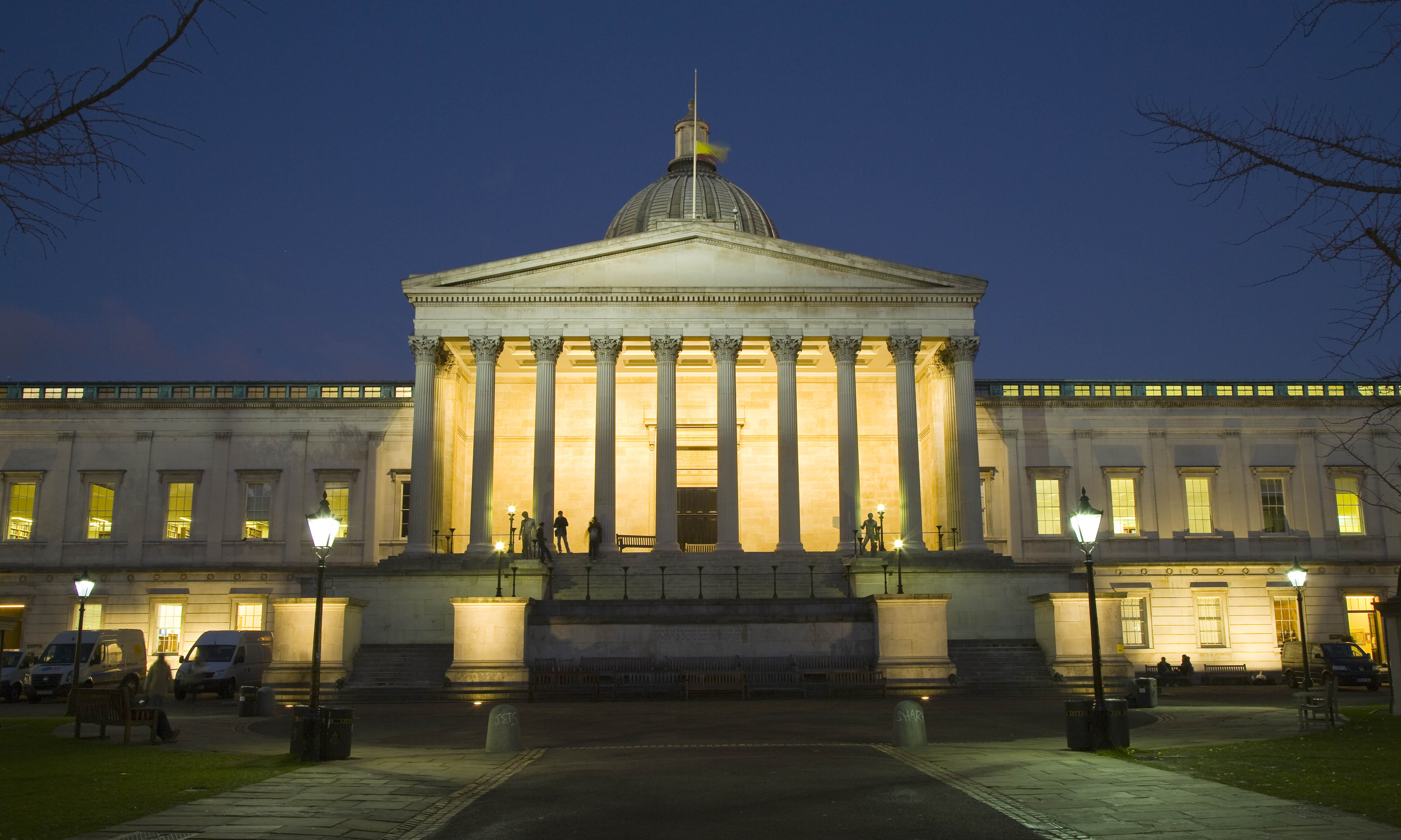 Police called to UCL over 'violent' anti-Israel protest ...  |Ucl