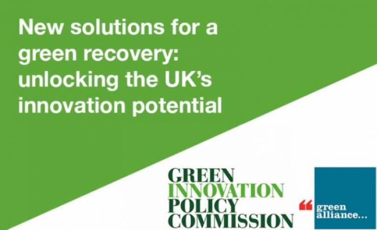 GIPC and Green Alliance logos
