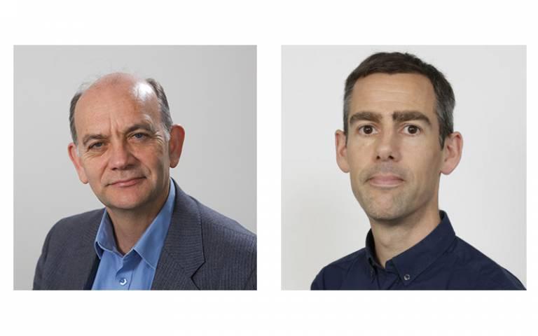 Professor Michael Grubb and Professor Jim Watson
