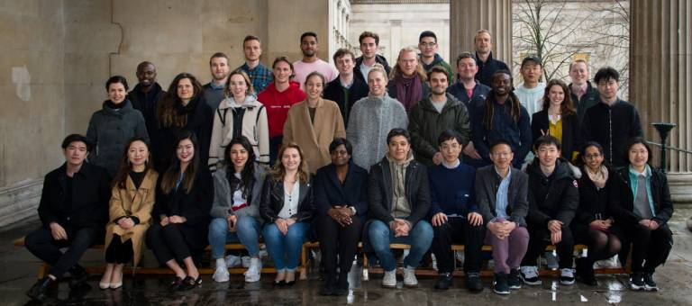 Sustainable Resources MSc Class of 2019