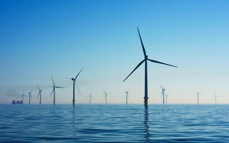 Offshore wind farm UK