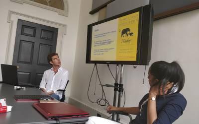 EPEE & SR student presentation