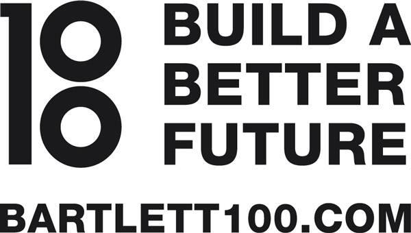 Bartlett 100 logo