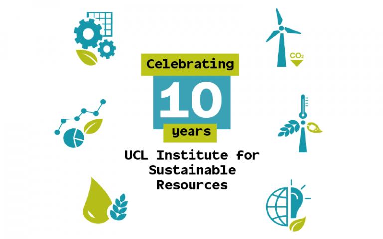 ISR 10 years logo