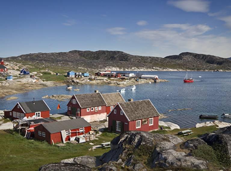 Rodebay Greenland