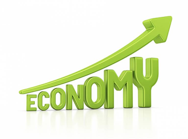 economy graph (c) pagadesign
