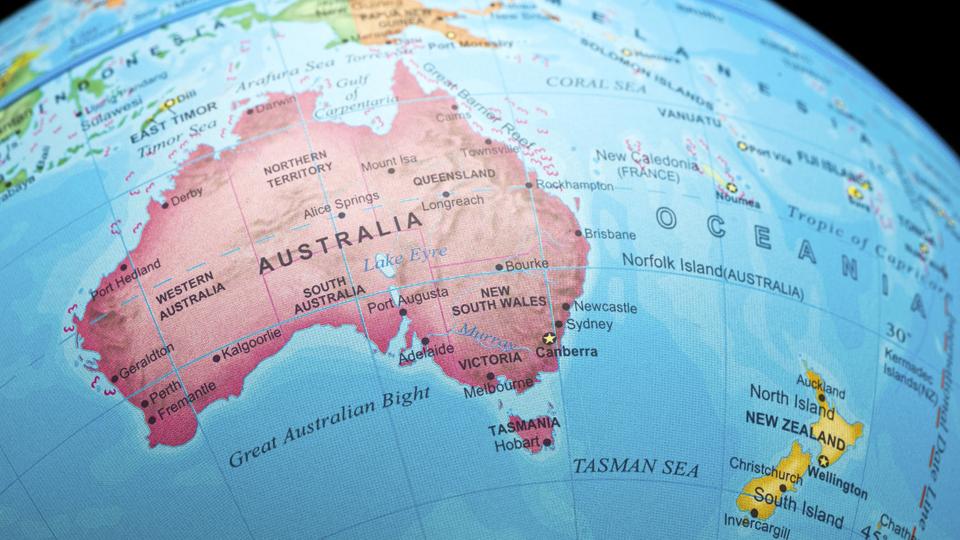 Australasia Hub