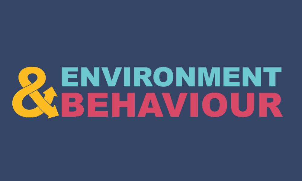 Environment & Behaviour logo