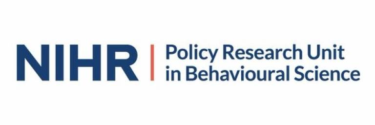 NIHR Policy Research Unit in Behavioural Science logo