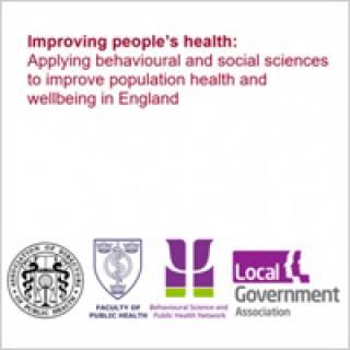Improving people's health logo