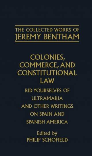 Colonies, Commerce, and Constitutional Laws