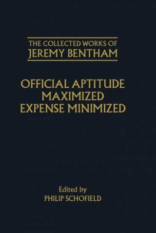 Official Aptitude Maxmized, Expense Minimized